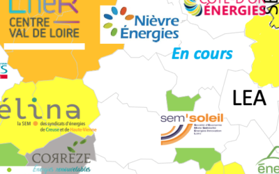 SEM d'énergies renouvelables et syndicats d'énergie